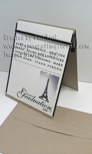 Pop Up Gift Card Holder - Graduation Sparkle