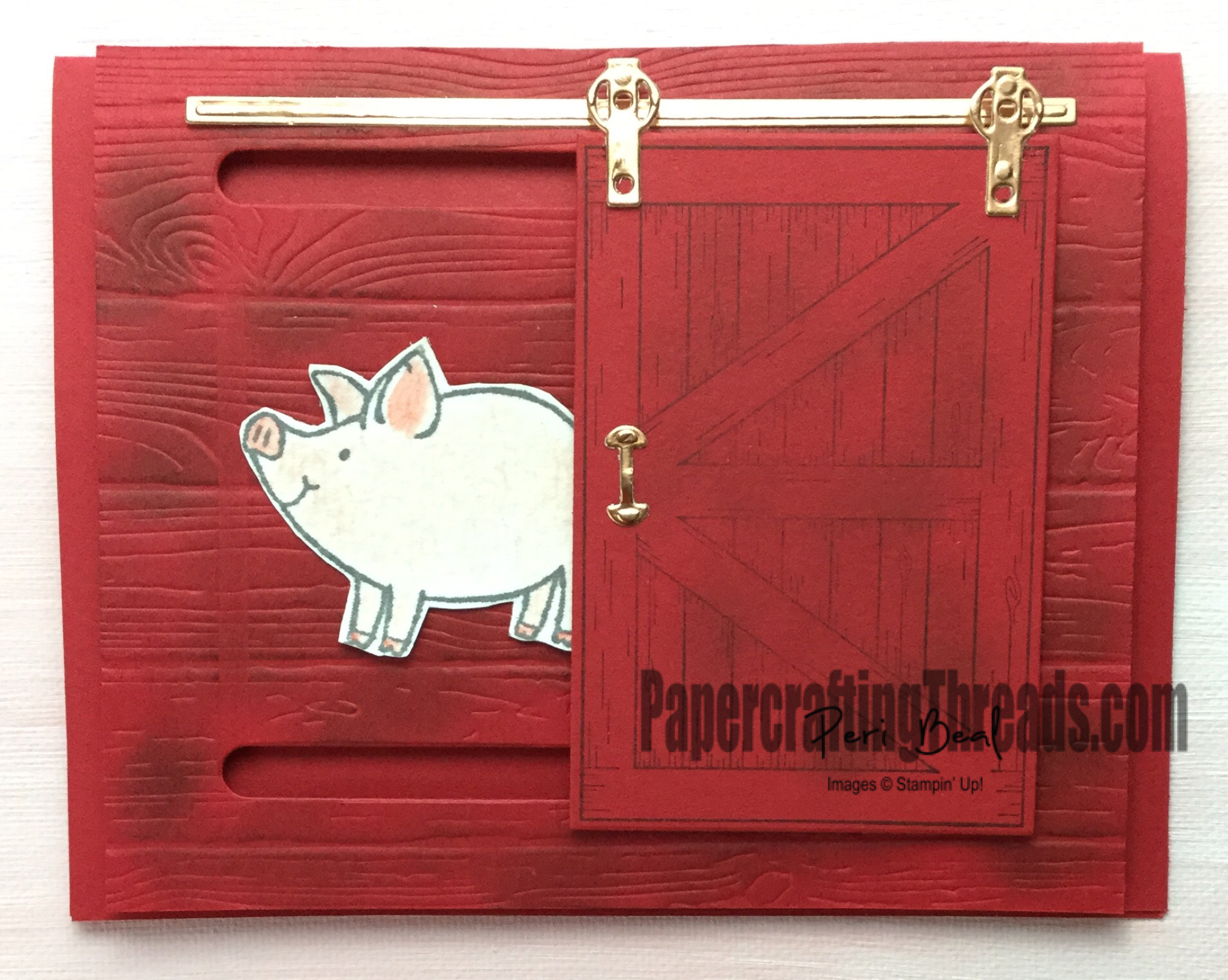 Shut_the_barn_door, this little piggy, interactive card